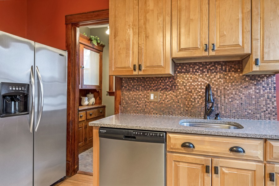 Real Estate Photography - 305 N Plum Grove Road, Palatine, IL, 60067 - Kitchen