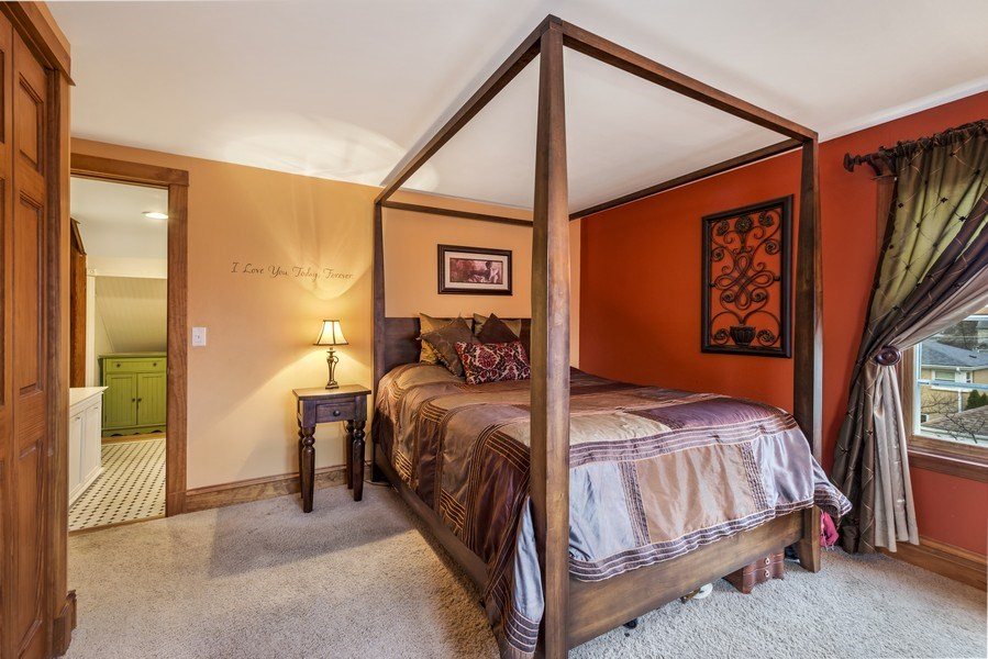 Real Estate Photography - 305 N Plum Grove Road, Palatine, IL, 60067 - Master Bedroom