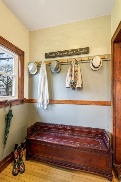 Real Estate Photography - 305 N Plum Grove Road, Palatine, IL, 60067 - Mudroom