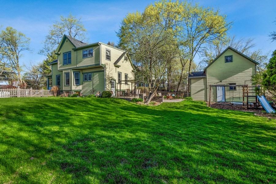 Real Estate Photography - 305 N Plum Grove Road, Palatine, IL, 60067 - Back Yard