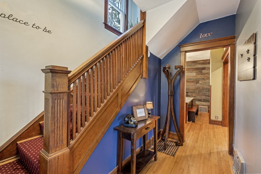 Real Estate Photography - 305 N Plum Grove Road, Palatine, IL, 60067 - Foyer