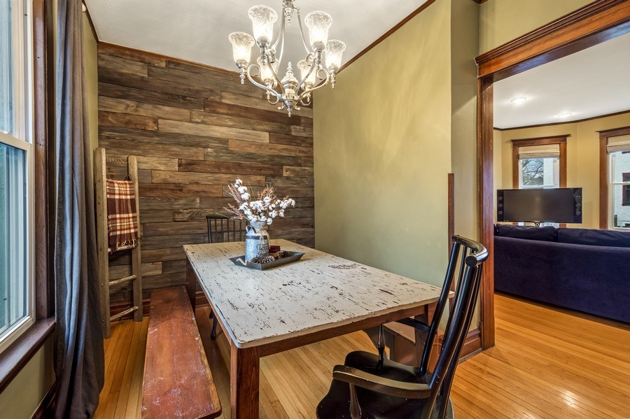 Real Estate Photography - 305 N Plum Grove Road, Palatine, IL, 60067 - Dining Area 2