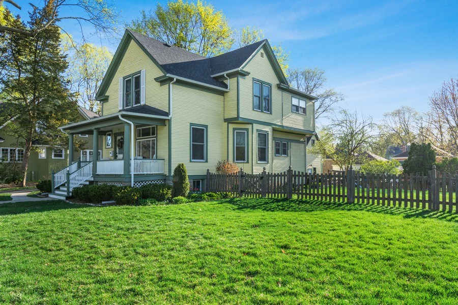 Real Estate Photography - 305 N Plum Grove Road, Palatine, IL, 60067 - Side View