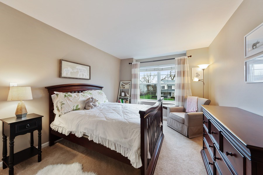 Real Estate Photography - 1320 Mayfair Ln, Grayslake, IL, 60030 - 3rd Bedroom
