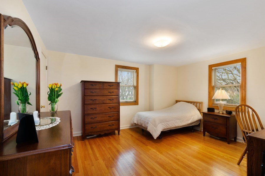 Real Estate Photography - 745 S. Mitchell Ave., Arlington Heights, IL, 60005 - Master Bedroom