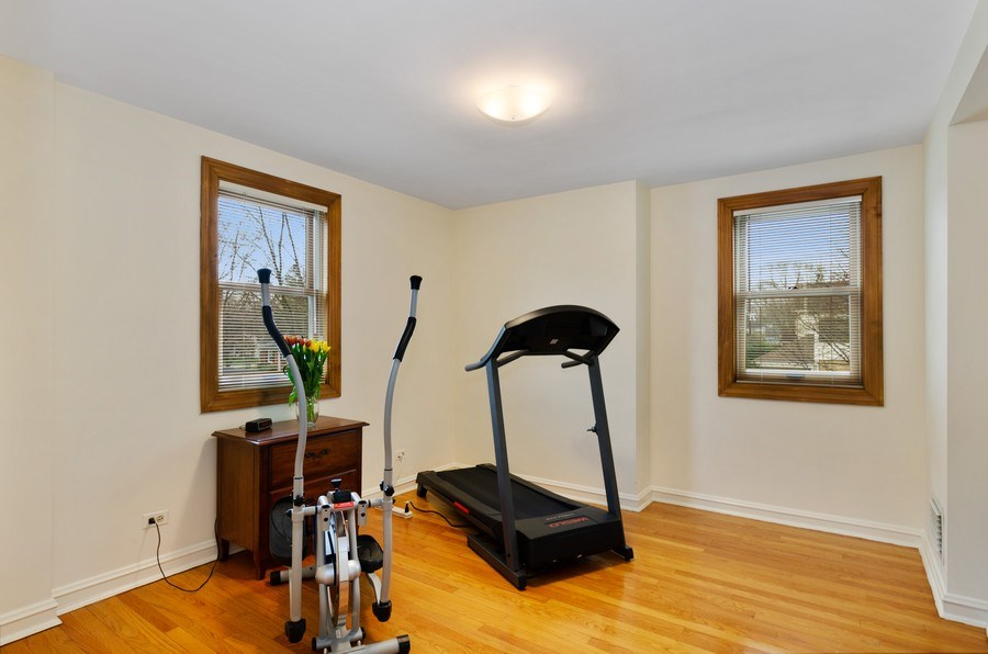 Real Estate Photography - 745 S. Mitchell Ave., Arlington Heights, IL, 60005 - Bedroom #2