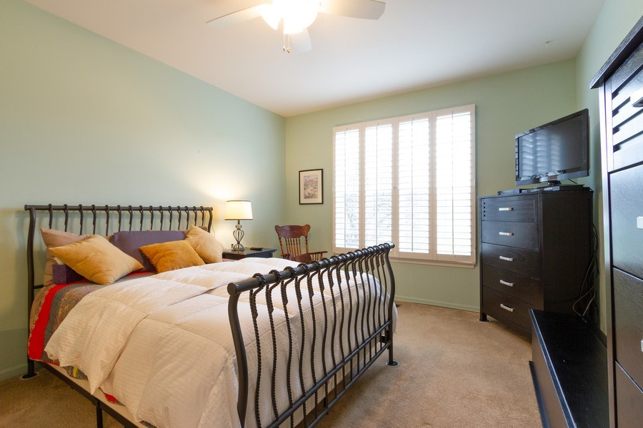 Real Estate Photography - 4268 Savoy Ln, McHenry, IL, 60050 - Master Bedroom