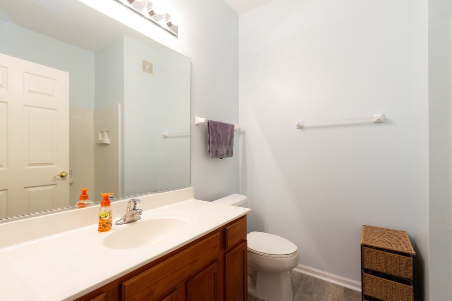 Real Estate Photography - 4268 Savoy Ln, McHenry, IL, 60050 - Bathroom