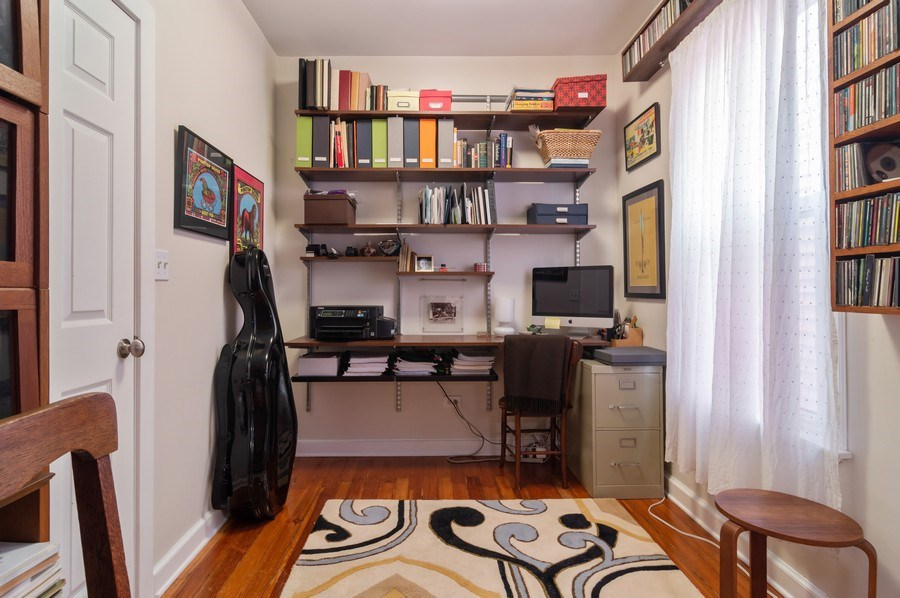 Real Estate Photography - 4145 N Albany Ave, Chicago, IL, 60618 - 3rd Bedroom