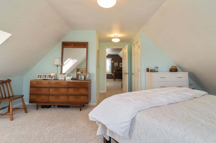 Real Estate Photography - 4145 N Albany Ave, Chicago, IL, 60618 - Master Bedroom