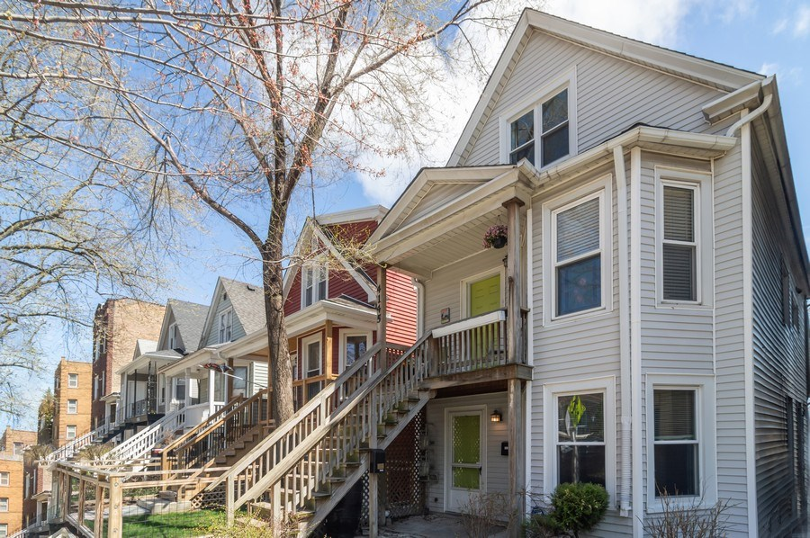 Real Estate Photography - 4145 N Albany Ave, Chicago, IL, 60618 - Front View