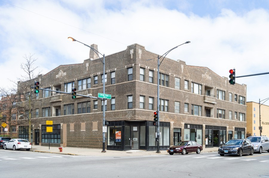 Real Estate Photography - 1344 West Irving Park Rd, 2N, Chicago, IL, 60613 - Front View