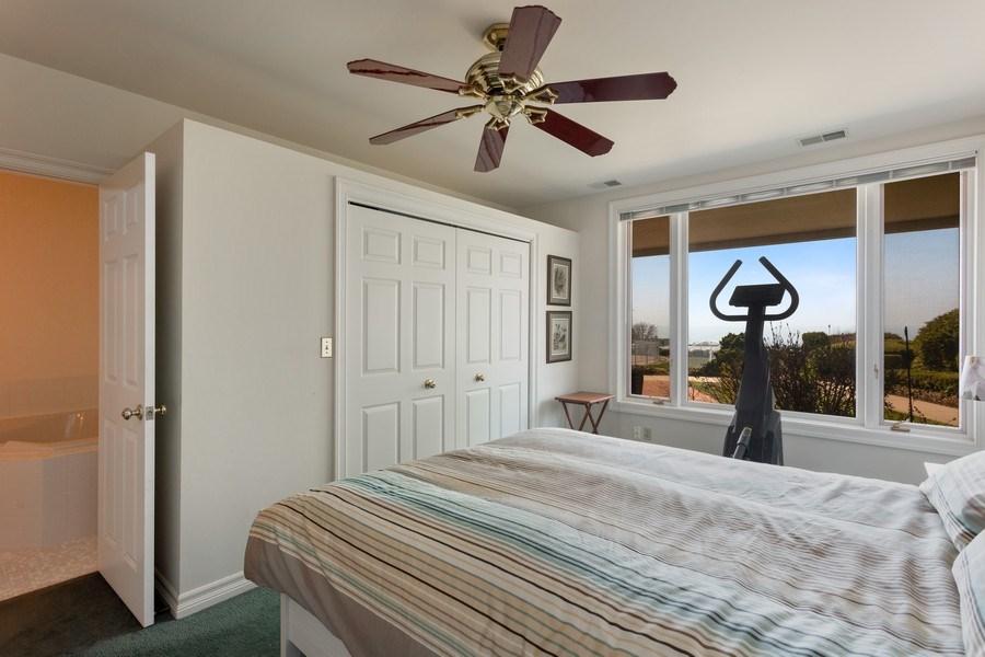 Real Estate Photography - 4144 Ridge Rd #1, Stevensville, MI, 49127 - Master Bedroom