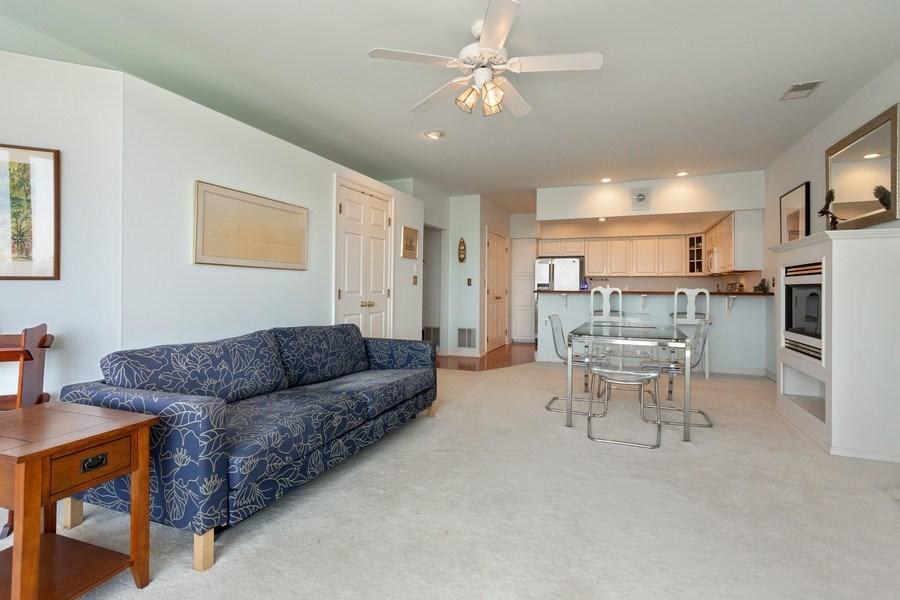 Real Estate Photography - 4144 Ridge Rd #1, Stevensville, MI, 49127 - Living Room