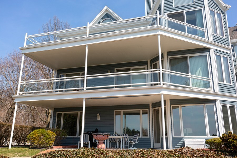 Real Estate Photography - 4144 Ridge Rd #1, Stevensville, MI, 49127 - Front View