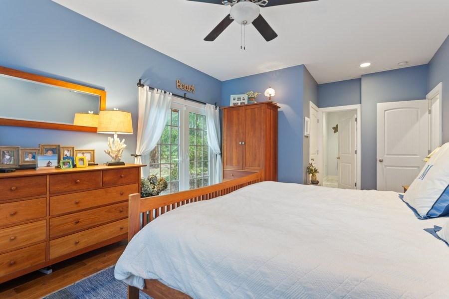 Real Estate Photography - 13863 Peach St, Harbert, MI, 49115 - Master Bedroom