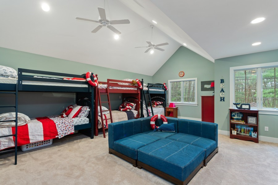 Real Estate Photography - 13863 Peach St, Harbert, MI, 49115 - 4th Bedroom