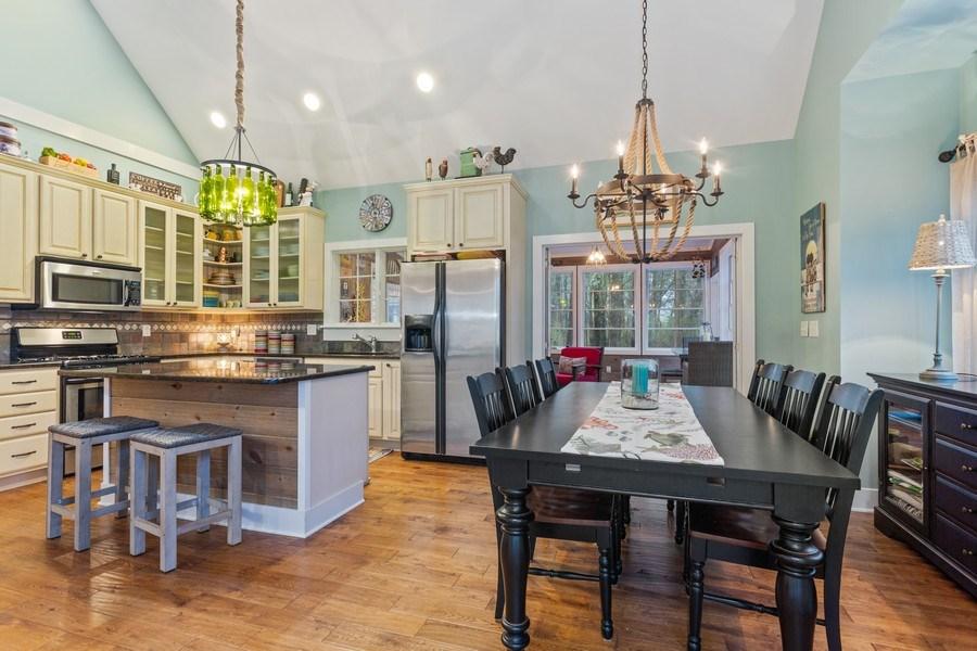 Real Estate Photography - 13863 Peach St, Harbert, MI, 49115 - Kitchen