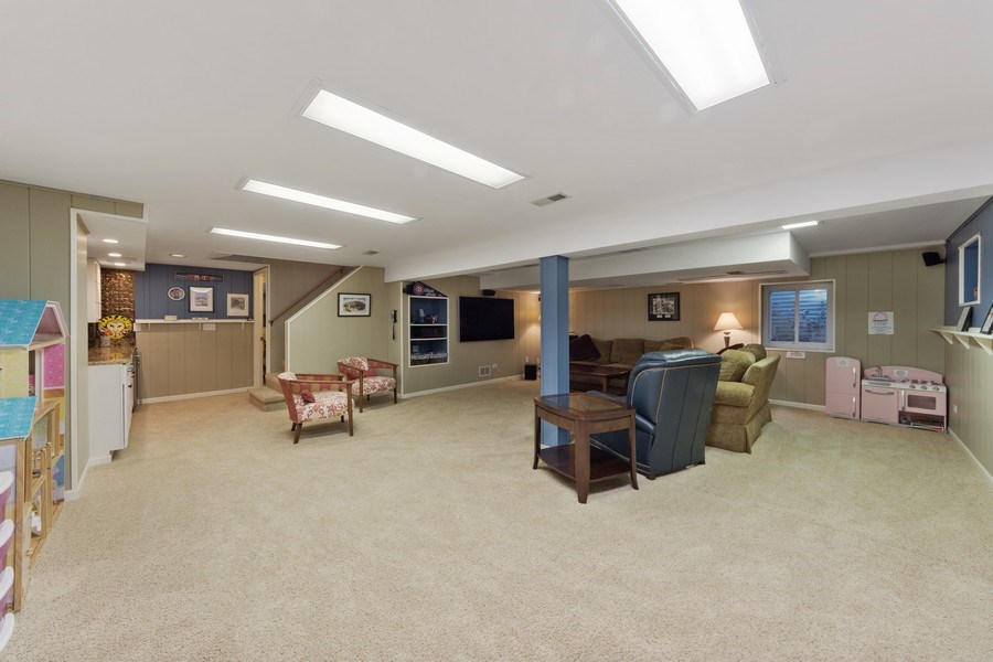 Real Estate Photography - 610 E Independence, Arlington Heights, IL, 60005 - Basement