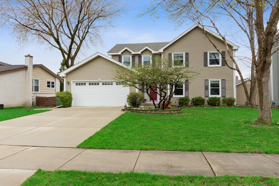 Real Estate Photography - 610 E Independence, Arlington Heights, IL, 60005 - Front View