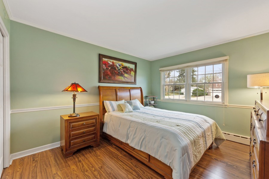 Real Estate Photography - 1105 W Campbell, Arlington Heights, IL, 60004 - 2nd Bedroom