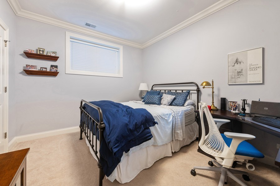 Real Estate Photography - 3336 N Claremont Ave, Chicago, IL, 60618 - 5th Bedroom