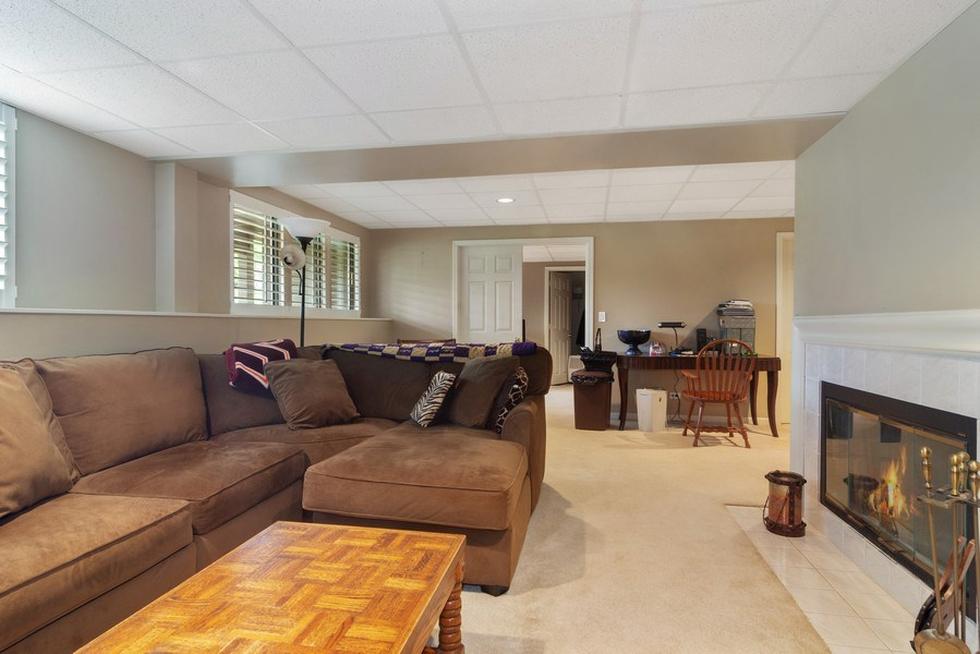 Real Estate Photography - 55 Waterview ct., Lake Barrington, IL, 60010 - Lower Level