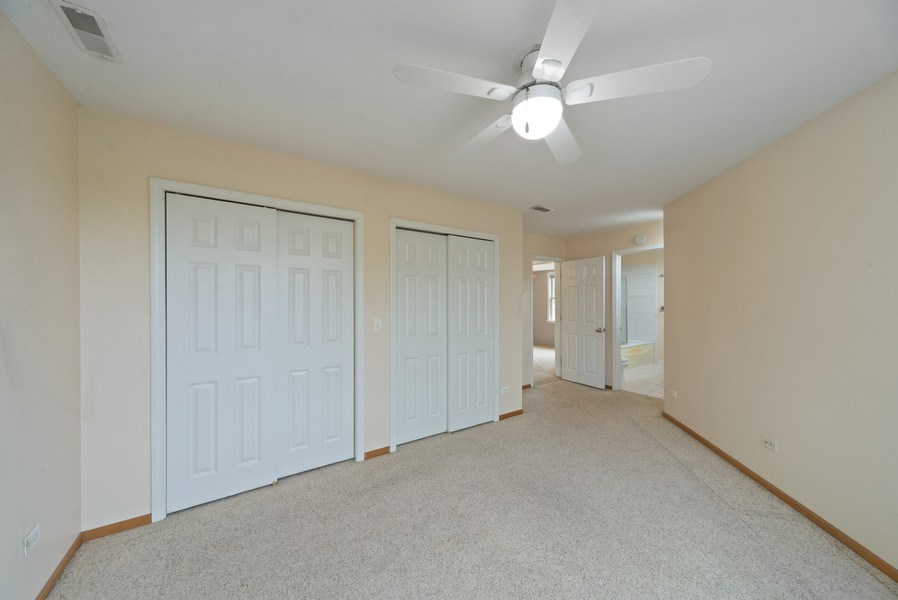Real Estate Photography - 8319 N Waukegan, Niles, IL, 60714 - Master Bedroom