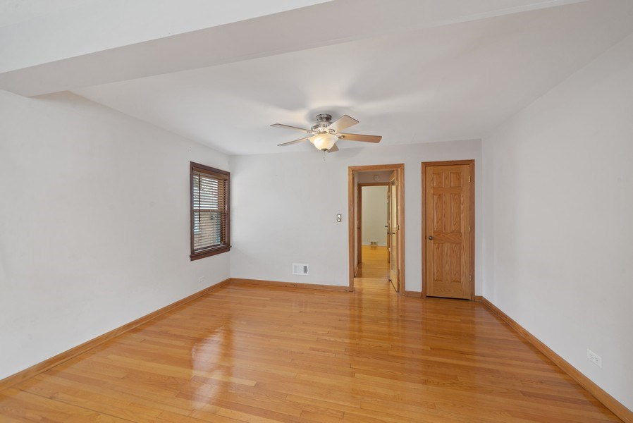 Real Estate Photography - 8319 N Waukegan, Niles, IL, 60714 - Family Room
