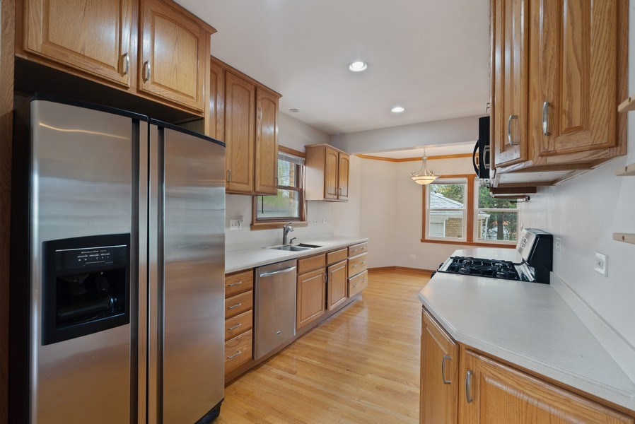 Real Estate Photography - 8319 N Waukegan, Niles, IL, 60714 - Kitchen