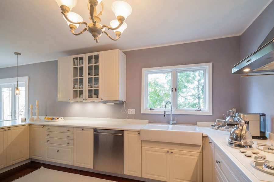 Real Estate Photography - 1567 Evergreen Ln, Lake Geneva, WI, 53147 - Kitchen