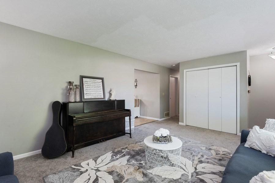 Real Estate Photography - 5993 James Drive, Stevensville, MI, 49127 - Living Room