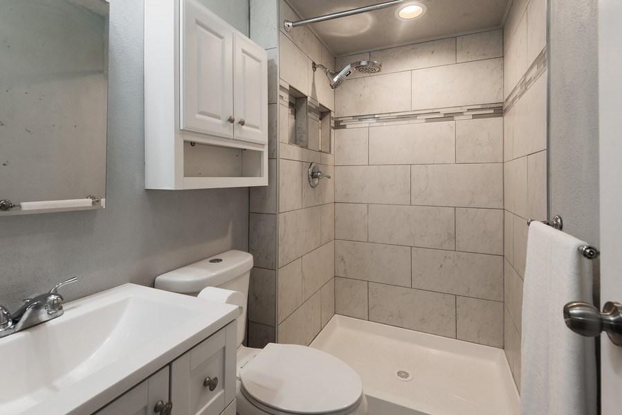 Real Estate Photography - 5993 James Drive, Stevensville, MI, 49127 - Master Bathroom