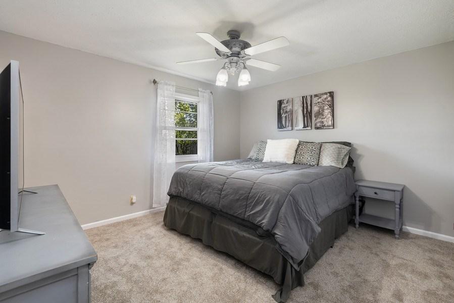 Real Estate Photography - 5993 James Drive, Stevensville, MI, 49127 - Master Bedroom