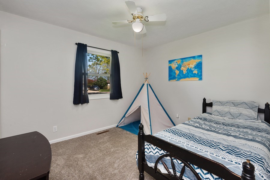 Real Estate Photography - 5993 James Drive, Stevensville, MI, 49127 - Bedroom