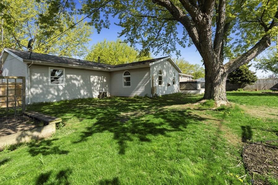 Real Estate Photography - 5993 James Drive, Stevensville, MI, 49127 - Side View