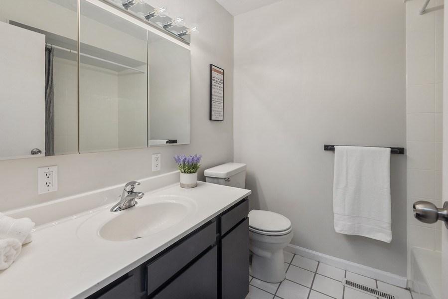 Real Estate Photography - 5993 James Drive, Stevensville, MI, 49127 - Bathroom