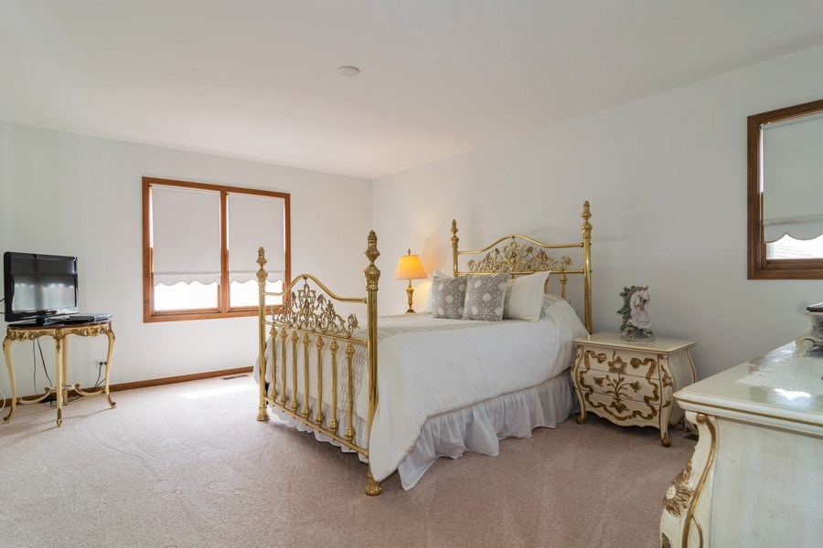 Real Estate Photography - 419 W. Whitehall Dr, Arlington Heights, IL, 60004 - 4th Bedroom