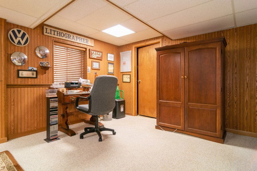 Real Estate Photography - 419 W. Whitehall Dr, Arlington Heights, IL, 60004 - Recreation Room