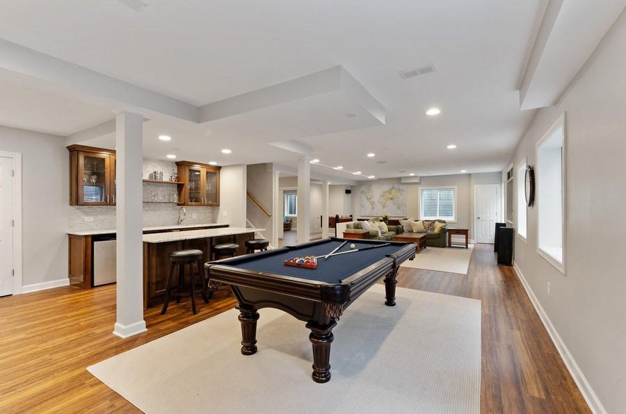 Real Estate Photography - 1680 Primrose lane, Glenview, IL, 60026 - Basement