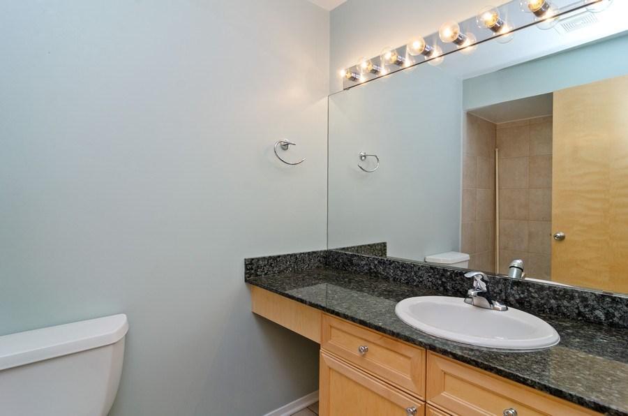 Real Estate Photography - 1339 N Mohawk #1N, Chicago, IL, 60610 - 3rd Bathroom