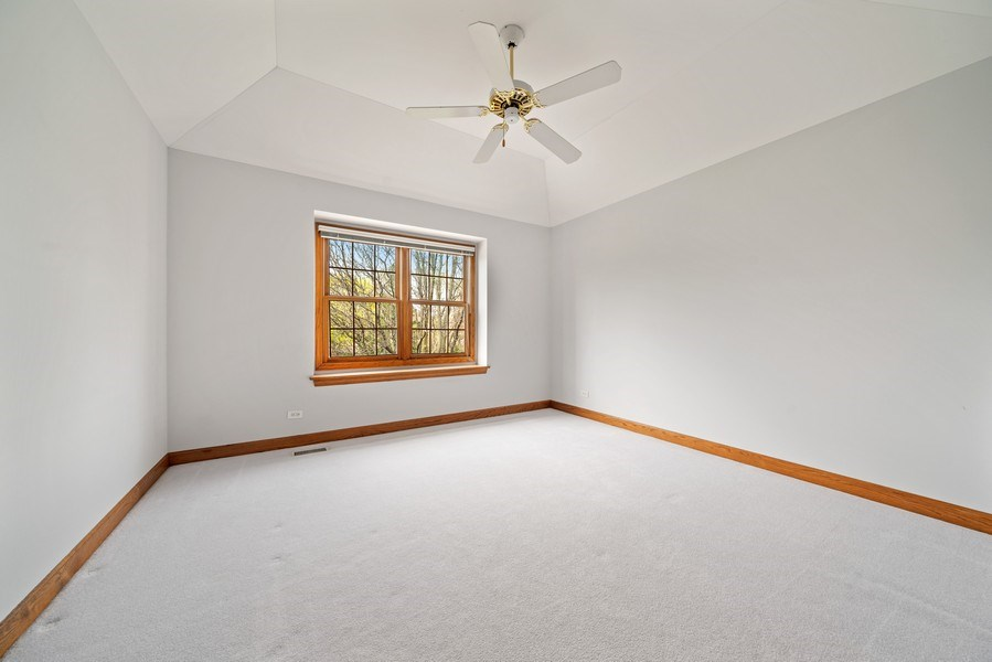 Real Estate Photography - 1468 Radcliff Lane, Aurora, IL, 60502 - 2nd Bedroom