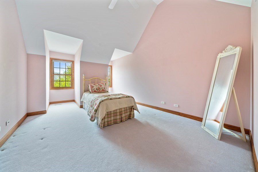 Real Estate Photography - 1468 Radcliff Lane, Aurora, IL, 60502 - 4th Bedroom
