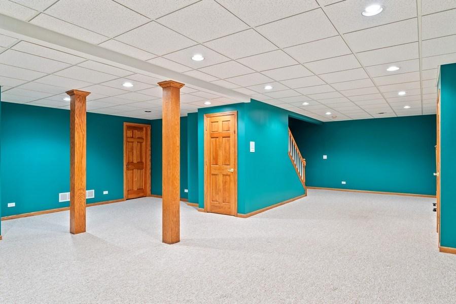 Real Estate Photography - 1468 Radcliff Lane, Aurora, IL, 60502 - Lower Level