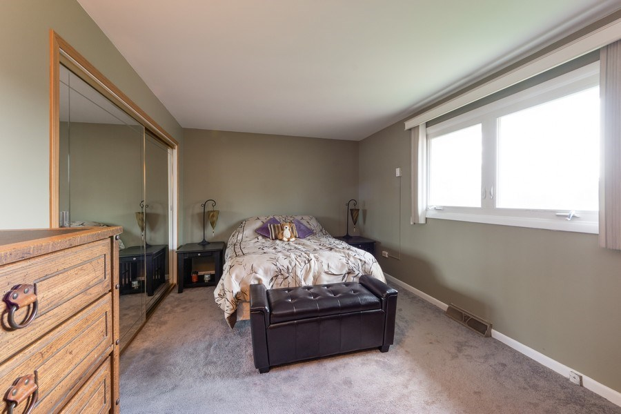 Real Estate Photography - 748 Warren, Palatine, IL, 60067 - 3rd Bedroom
