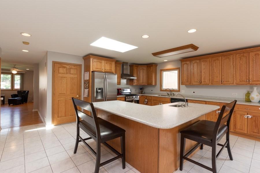 Real Estate Photography - 748 Warren, Palatine, IL, 60067 - Kitchen