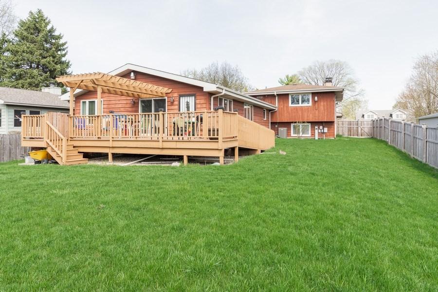 Real Estate Photography - 748 Warren, Palatine, IL, 60067 - Rear View