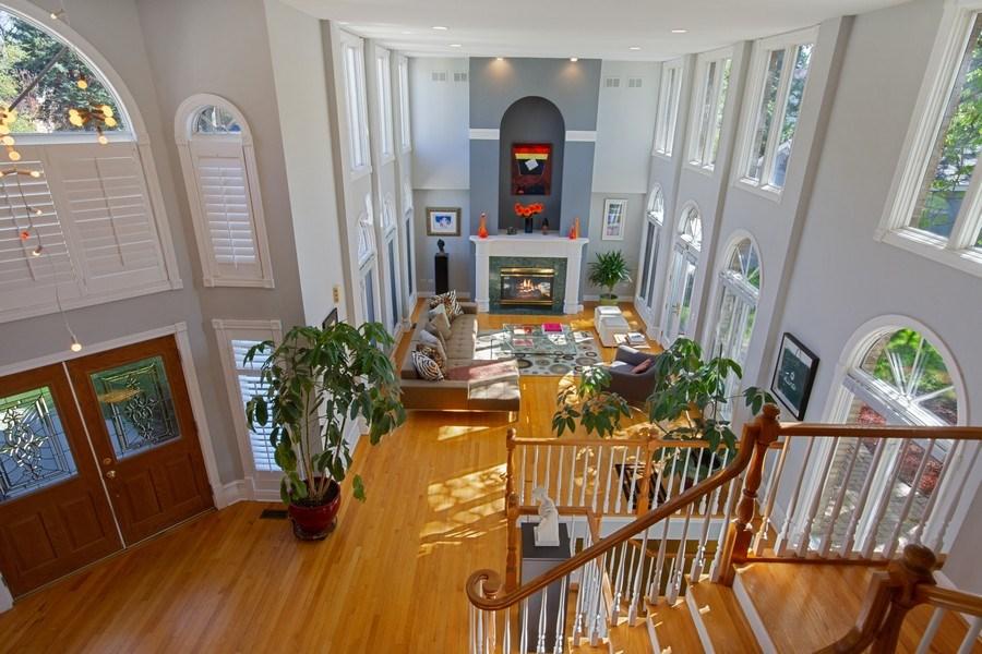 Real Estate Photography - 128 Washington, Park Ridge, IL, 60068 - Living Room