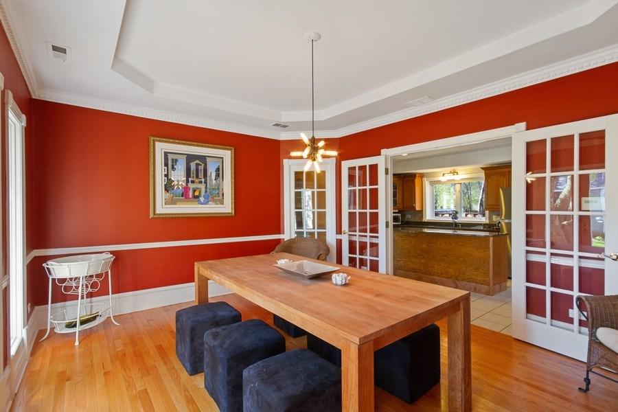 Real Estate Photography - 128 Washington, Park Ridge, IL, 60068 - Dining Room