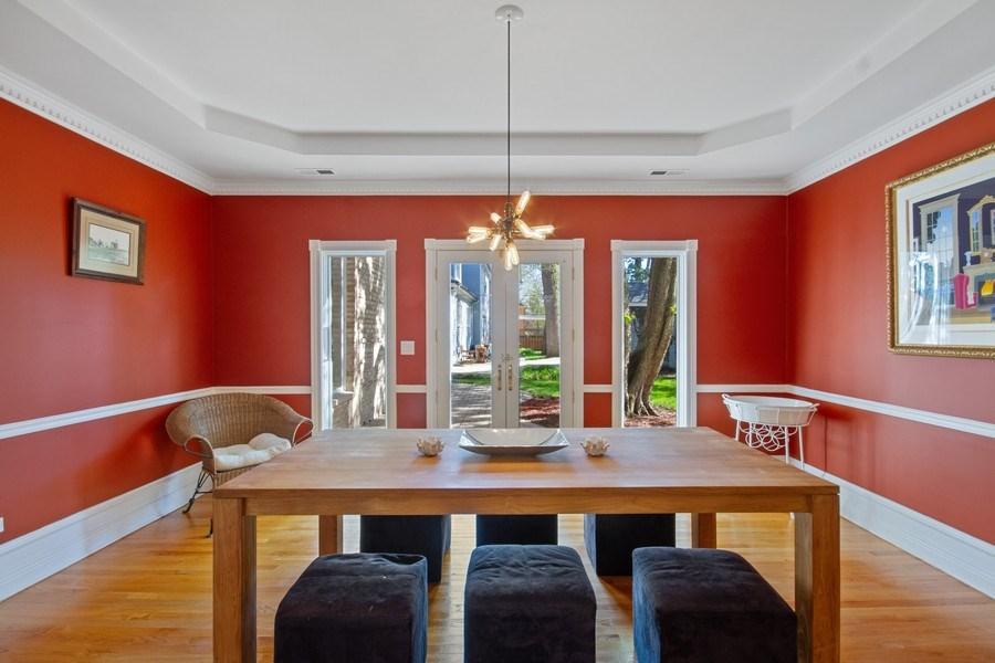 Real Estate Photography - 128 Washington, Park Ridge, IL, 60068 - Dining Room